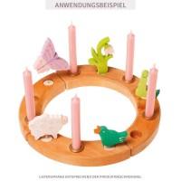 Vorschau: Grimms Geburtstagsring natur 12 Jahre