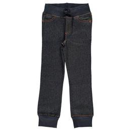 Schlupfhose als Jeans mit Bündchen