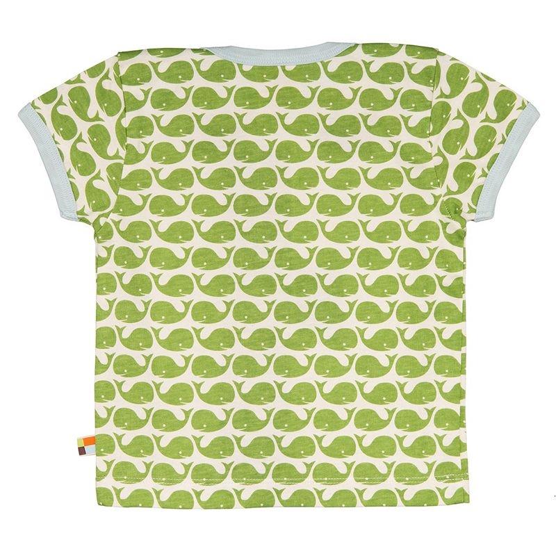 GOTS Zertiziziert T proud Baby Shirt Mit Druck loud Aus Bio Baumwolle