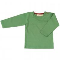 Edles grünes uni Shirt