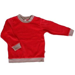 Warmes Bio Nicki Shirt - unisex - granada