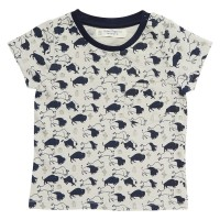 Cooles Bio Jungen T-Shirt Buffalo
