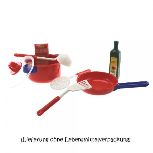 Spielzeug Koch-Set für Kinder – Spielstabil 6tlg.