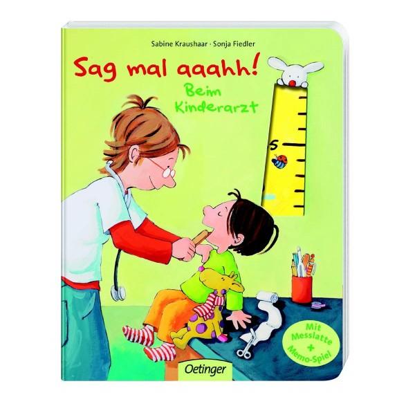 Sag mal aaahh!: Beim Kinderarzt