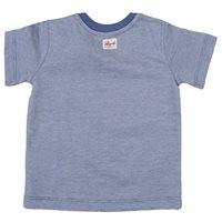 Vorschau: Süsser Hoppelhase T-Shirt blau