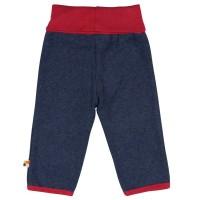 Vorschau: Warme und weiche Kinderhose mit Softbund umklappbar