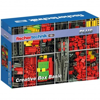 PLUS Creative Box Basic ab 7 Jahre