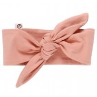 Haarband edel rosé uni