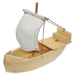 Holz Bausatz - Piratenschiff ab 7 Jahre
