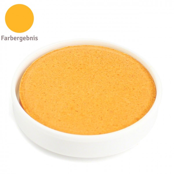 Farbtablette gelb – Wasserfarben Ersatzfarben