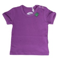Tolles Basic T-Shirt lila