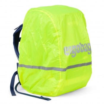 Regenschutz für alle ergobag Schulranzen gelb