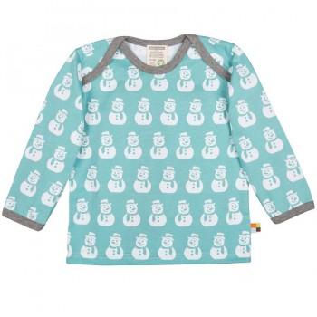 Schneemann Shirt Jersey arctic