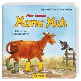Bilderbuch Hier kommt Mama Muh