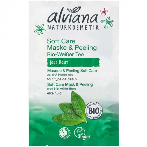 Soft Care Maske & Peeling (15ml)