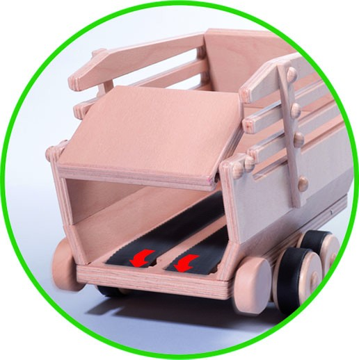 Ladewagen Anhänger - creamobil
