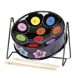 Steel Drum - Handgeklopft - mit schönem Klang