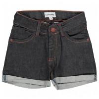 Elastische Mädchen Jeans Shorts verstellbar
