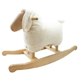 Schaukeltier Schaf ab 12 Monate super hochwertig