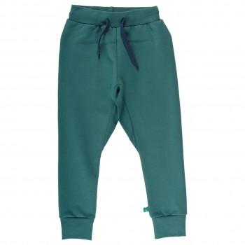 Robuste Sweat Jogginghose dunkelgrün