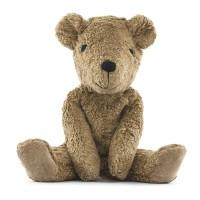 Schlenkertier Teddybär Luddi beige - 30 cm