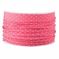 Schlauchschal soft elastisch 30x25 cm pink