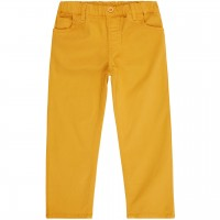 Twill Herbsthose Outdoor senf