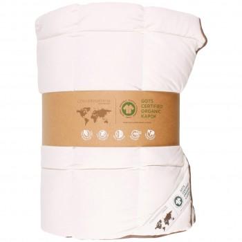 Kapok Bettdecke Biobaumwolle ganzjahr 140x200