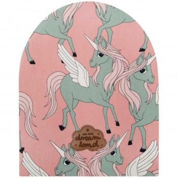 Pegasus Beanie rosa