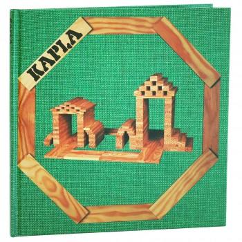 Steine Kunstbuch Nr. 3 (grün) - ab 3 J.