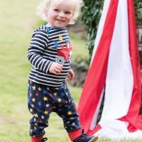 Babyhose mitwachsend weiter Schnitt Star