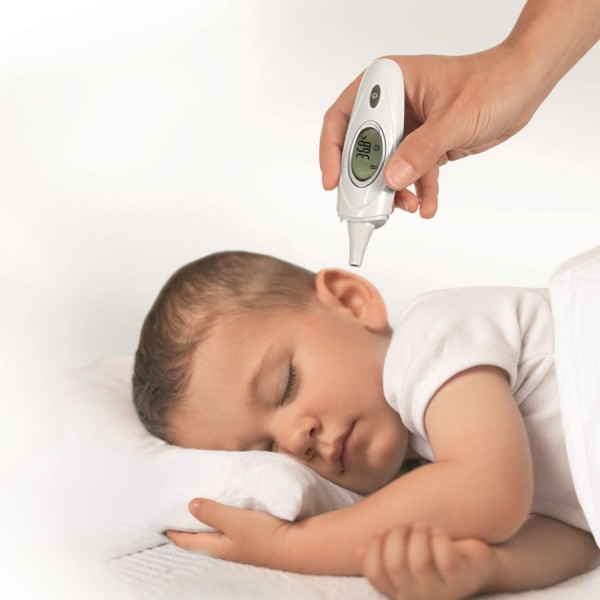 3in1 SkinTemp Baby Infrarot-Thermometer