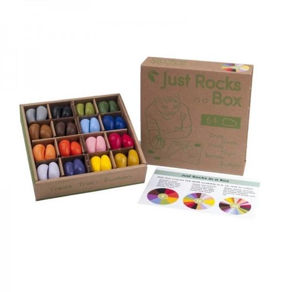 Wachsmaler Box Kindergarten 64 Stück