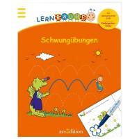 Buch Lernraupe – Schwungübungen