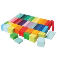 Farbtafel 74 Teile für Rally Dominio Farblehre