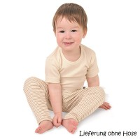 Vorschau: Bio Kinder Shirt ungefärbt von Lotties
