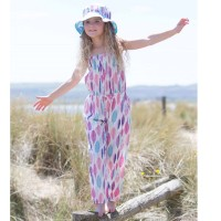 KITE Jumpsuit für Mädchen sommerlich mit Taschen