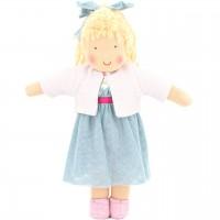 Bio Puppe zum Ankleiden 38 cm - Luisa