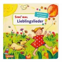 Kinderbuch Sing Mal Lieblingslieder ab 2 Jahre