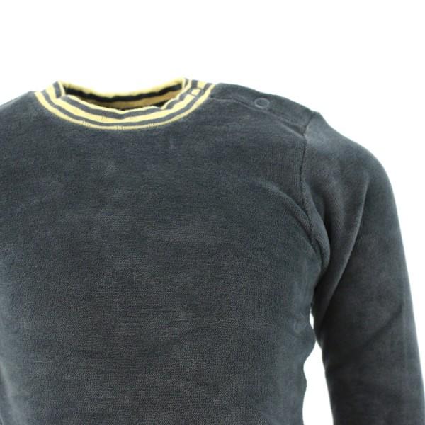 Langarmshirt warmer Nicki & Druckknöpfe
