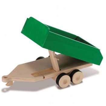 Tandem Anhänger - creamobil