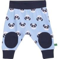Leichte süsse Bio Babyhose Panda