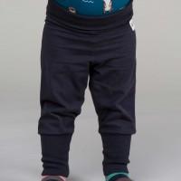 Babyhose graphit ganzjährig mit Softbund