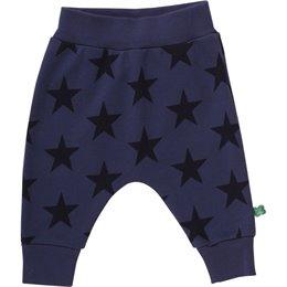 Babyhose Funky Sterne navy