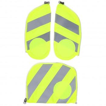 Sicherheitsset mit Reflektorstreifen (gelb)