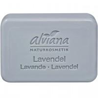 Pflanzenölseife Lavendel -Stückseife (100g)
