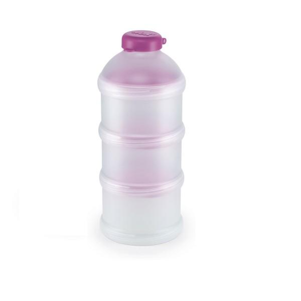 Milchpulver-Portionierer mit 3 Behältern