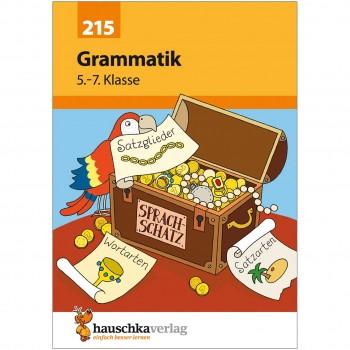 Deutsch Grammatik Übungsheft 5. bis 7. Klasse