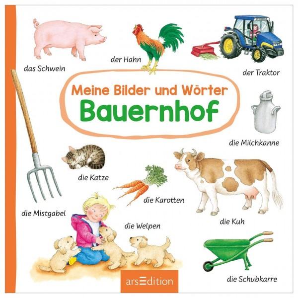 """Erstes Wörterbuch """"Bauernhof"""" – Babybuch ab 18 Monate"""