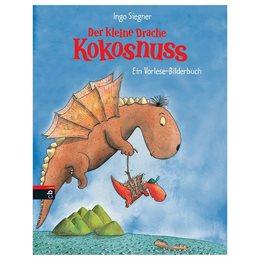 Der kleine Drache Kokosnuss - ersten Abenteuer